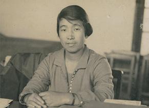 世界平和を希求した、戦後初の女性議員 高良とみ (1896-1993)